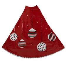 Black Tree Skirts Shop Amazon Com Christmas Tree Skirts