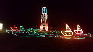 smiths point light show a trip to smith point country park for christmas light show youtube