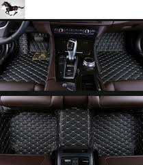 porsche macan 2016 interior topmats car floor mats for porsche macan waterproof leather auto