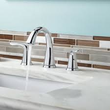 Bathroom Faucets You Ll Love Wayfair What Are Bathroom Fixtures