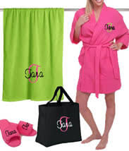 personalized towels golf towels personalized brides