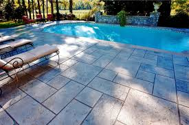 1 stamped concrete contractor houston pool deck patio driveway