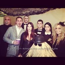 Addams Family Halloween Costumes Easy Diy Cousin Itt Costume Addams Family