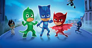 pj masks live winspear centre