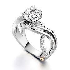 simple unique engagement rings unique engagement ring without 2 ifec ci
