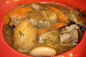 cuisine irlandaise traditionnelle recette stew la recette facile