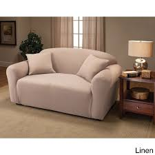 Loveseat Slipcovers With Two Cushions Best 25 Loveseat Slipcovers Ideas On Pinterest Sectional Couch