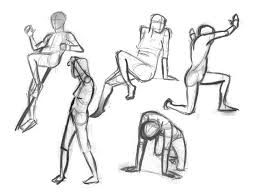 figure drawing powerpoint