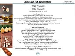 halloween catering catering bite catering los angeles