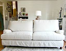 ideas chic pottery barn slipcovers for better sofa and chair look
