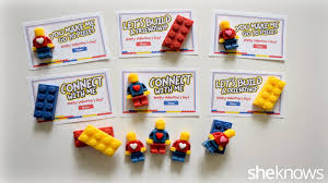 candy s day card sugar swings serve some lego themed valentines day cards and candies