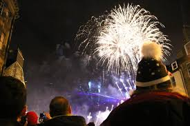 is edinburgh hogmanay the best place for new year s in europe