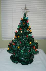 ceramic christmas tree ceramic christmas tree collection on ebay
