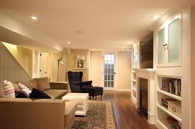 Finishing Basement Ideas 26 Charming And Bright Finished Basement Designs Page 4 Of 5