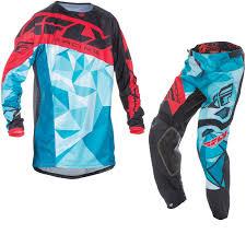 ufo motocross boots fly 2017 kinetic crux mx kit teal black red sj bike tech