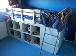 loft bed hacks bedding 31 ikea bunk bed hacks that will make your kids want to