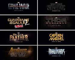what are the latest marvel movies releasing quora