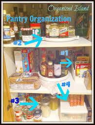 kitchen pantry organization organized island organize kitchen
