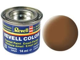 revell 14ml dark earth matt enamel paint 82 from emodels model