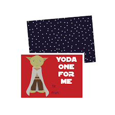 yoda valentines card printable wars valentines cards kateogroup