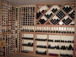 closet wine cellar conversion