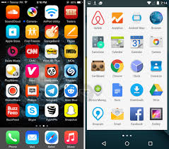 android phone apps android lollipop features screenshots search mangoshock