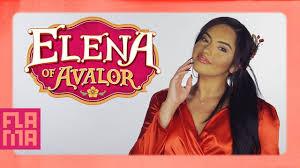 princess elena halloween makeup tutorial ft theerealkarlaj