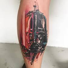 darth vader tattoo by ael lim singapore
