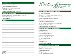 wedding checklist wedding coordinator checklist free wedding planning checklist hnc