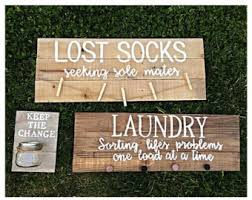decor signs laundry room decor