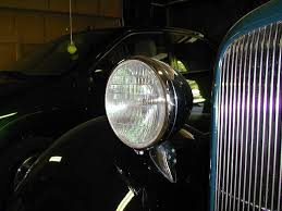 how good can those antique car headlights be
