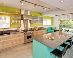 multi colored kitchen cabinets ideas 15 adorable multi colored kitchen designs home design lover