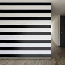 Decoration Geometric Wall Decals Home by Stripe Wall Decals Roselawnlutheran