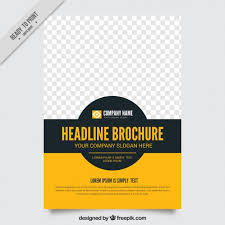 single page brochure templates psd one page brochure templates csoforum info