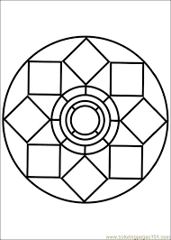free printable coloring image mandala 79 patterns coloring pages