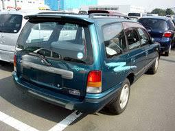 nissan california y10 nissan 日產ad california y10 日規後蓋加尾翼包含led第三煞車燈n rv 五