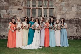 colourful country wedding at the ashes barns staffordshire