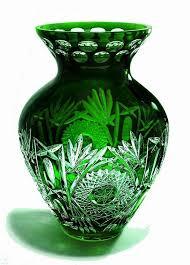 25 Best Ideas About Crystal Vase On Pinterest Vases Best 25 Green Vase Ideas On Pinterest Green Glass Bottles