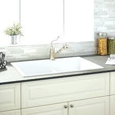 kohler farmhouse sink cleaning kohler cast iron cleaner installing cast iron kitchen sink weight