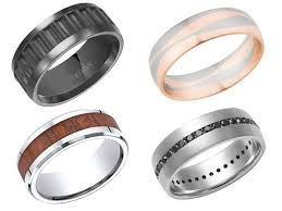 wedding band ideas 15 unique wedding bands for your groom
