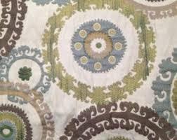 Blue Home Decor Fabric Diamond Dragonfly Upholstery Home Decor Fabric Pillow
