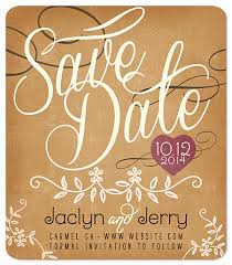 save the date website rustic heart save the date magnet