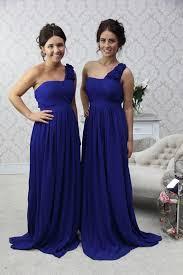 royal blue bridesmaid dresses dress 2 shoulder lace bridesmaid evening dress that