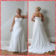 Wedding Dresses For Larger Ladies Wedding Dress For Large Ladies U2013 Dress Fric Ideas