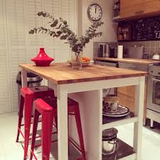 small kitchen islands with stools electronic iron oven stove