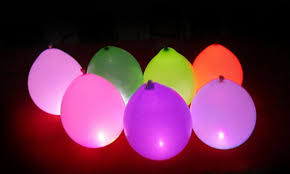 led light up balloons walmart 15 for a 10 pack of led light up balloons groupon