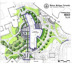 plan and section tongva park santa monica by fo plan