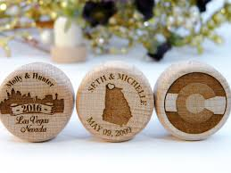 wine stopper wedding favor wine stopper wedding favors archives lazerworx design studio