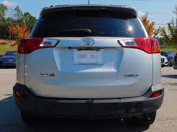 pre owned 2013 toyota rav4 limited sport utility in union city