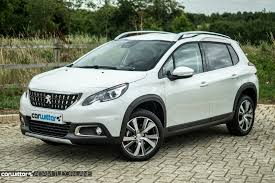 peugeot 2008 2017 2016 facelift peugeot 2008 review carwitter